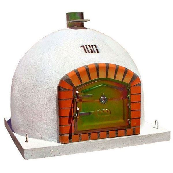 four pizza pain 100cm four bois traditionnel bragaovens fr fours bois et barbecues. Black Bedroom Furniture Sets. Home Design Ideas