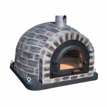 Four à pizza en brique réfractaire fabriquée au Portugal