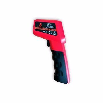 Thermomètre infrarouge 550ºC pour four à pizza BrasaOvens
